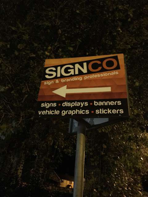 SIGNCO - Signs & Graphics